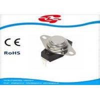 China Rice Cooker Bi Metal Snap Switch Thermostat For Electrical Breaker Circuit wholesale