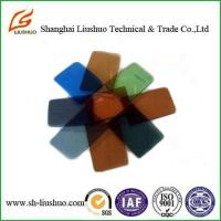 China Coated glass lens on sale