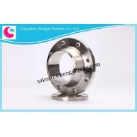 Forged Steel Weld Neck Pipe Flanges Raised Face In Stock