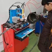 China Fully Automatic Metal Band Saw Blade Auto Welding Machine wholesale