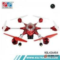 China High quality 2.4g six aixs gyro remote control uav helicopter toys with light wholesale