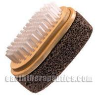China FOOT THERAPY Natural Sierra Pumice Brush on sale