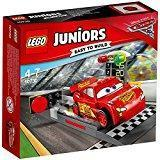 China LEGO UK 10730 Cars 3 Lightning McQueen Speed Launcher 10730 wholesale