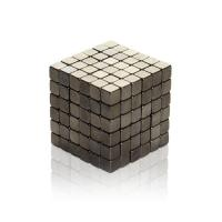 4mm*216 Black Buckycubes Magnetic Blocks Cubes Building Toys Metal Box Packed