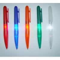 China Pens with Lights 4colors wholesale