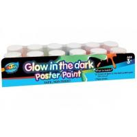 Glow in the Dark Poster Paints