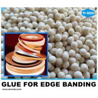 China High Temperature No Glue Line EVA Hot Melt Glue Adhesive For PVC Edge Banding wholesale