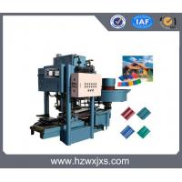 China Concrete Roof Tile Machine SMY8-128 on sale