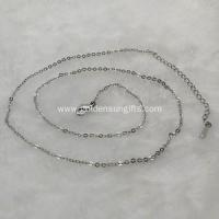 China Cross O Word Chain Necklaces For Women Jewelry wholesale