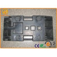 China Heavy Duty Black Rubber Sign Pedestal Base with 28 kg Weight 800 x 400 x 120 mm wholesale