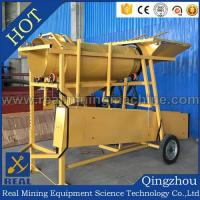 China Trommel Plant Mobile Gold Equipmen wholesale