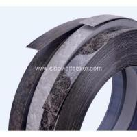 Buy cheap PVC edge banding with STONE COLOR DESIGN from wholesalers