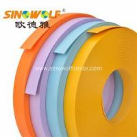 Buy cheap PVC Solid Series PVC Edge Banding Series from wholesalers