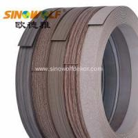 Buy cheap PVC Super Matt Series PVC Edge Banding Series from wholesalers