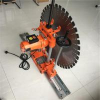Buy cheap Hydraulic/Electric-driven wall saw machine from wholesalers