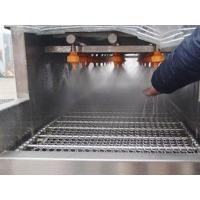 Buy cheap Turnover Basket Cleaning Machine from wholesalers