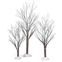China Department 56 Original Snow Village First Frost Trees, Set of 3 wholesale