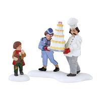 China Dept 56 - Christmas In The City - Excellent Taste by Department 56 - 58958 wholesale