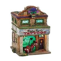 China Department 56 Snow Village Halloween Rusty's Needle Lit House, 6.9-Inch wholesale