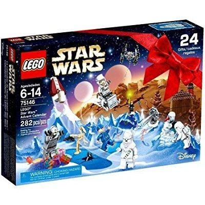 China LEGO Star Wars Advent Calendar 2016 Count 282