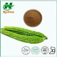Buy cheap Bitter Melon Extract from wholesalers