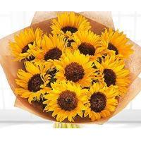 Buy cheap Flowers Summer Sunflower Bouquet from wholesalers