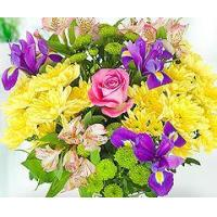 Buy cheap Flowers Bright and Beautiful Flower Bouquet from wholesalers