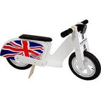 Buy cheap Baby & Child Kiddimoto Union Jack Scooter from wholesalers