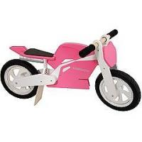 Buy cheap Baby & Child Kiddimoto Superbike - Pink and White from wholesalers