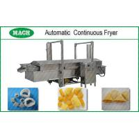 Buy cheap Automatic Continuous Fryer from wholesalers