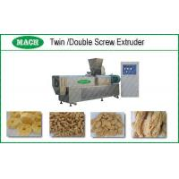 Buy cheap Twin Screw Extruder For Puffs Snacks from wholesalers