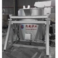 Buy cheap Toppling crucible furnace from wholesalers