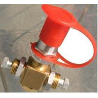 Buy cheap Supply CNG car gas filling valve filling valve QF-T3H natural gas nozzle from wholesalers