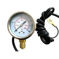 China Car modified accessories Photoelectric Hall sensor pressure gauge (with wire harness) wholesale