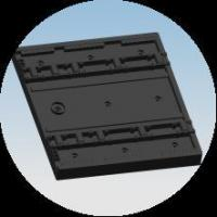 China Push-pull type new material battery tray on sale