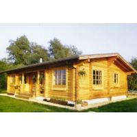 China Beach Wooden Log Hotel for Renting on sale