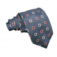 China Fashion Men's Silk Woven Stripe And Dots And Paisley And Classic Necktie wholesale