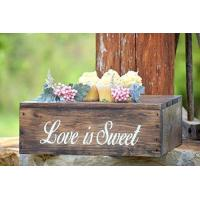 China What is the best Rustic Cupcake Display? Compare features. wholesale