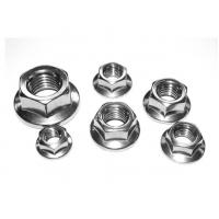 Buy cheap Nuts Machined and turning parts from wholesalers