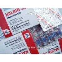 Buy cheap Nalbin Nalbuphine HCL 1ml Injection by Global Pharma / Amp from wholesalers