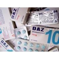 Buy cheap Daz (Diazepam) 10mg by safe pharma 10 Tablets / Strip from wholesalers
