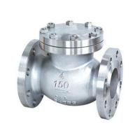 China High Pressure Flapper Type Check Valve wholesale
