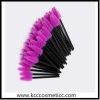Buy cheap colorful spiral hair eyebrow brush, spiral eyebrow brush from wholesalers