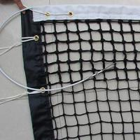 Buy cheap Tennis Net With Double Layer of the Top 7 Rows from wholesalers