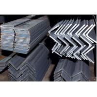 China Angle steel A572Gr50 hot rolled steel angle for construction building on sale