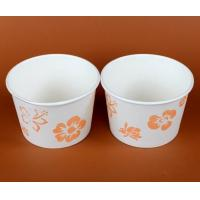 Paper for trays and bowls