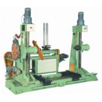 End shaft type line / wire winding machine