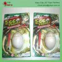 China dinosaur egg hatches toy Dinosaur Egg Fossil Toy wholesale