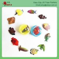 China Children Like The Cute Mini Fish With Painting Vending Machines Capsule Toys wholesale