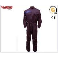 Buy cheap China Supplier 100% Cotton Coverall,Long Sleeves Coverall Suit from wholesalers